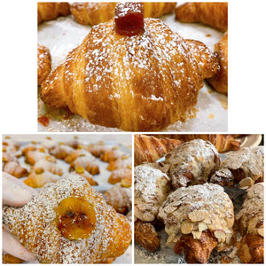 Mixed Croissant Box- 3 units (delivery)