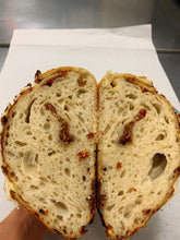 Load image into Gallery viewer, Bacon and Cheese Sourdough