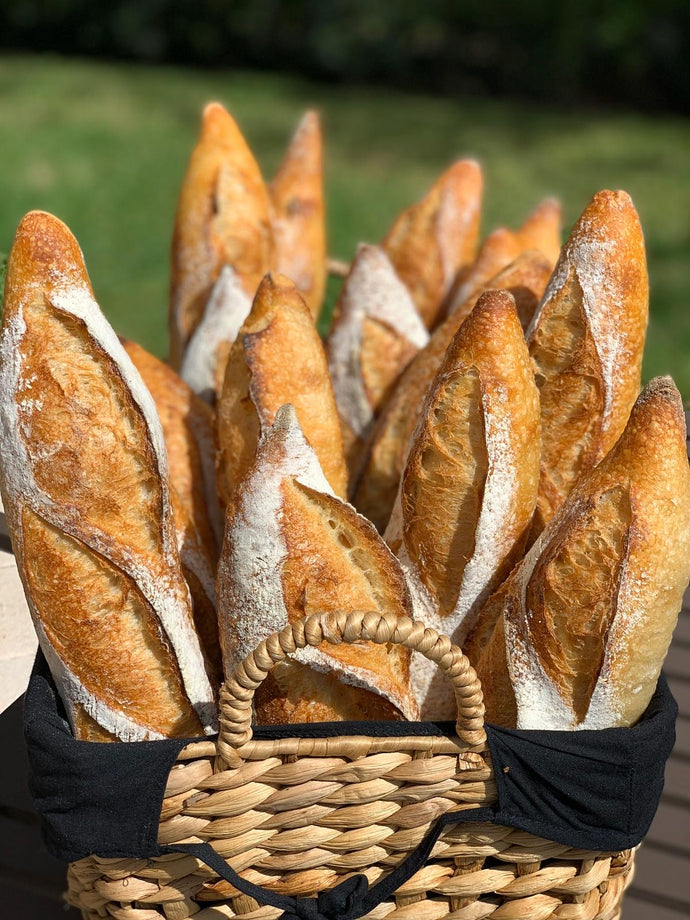 Sourdough Baguettes - 3 units (delivery)