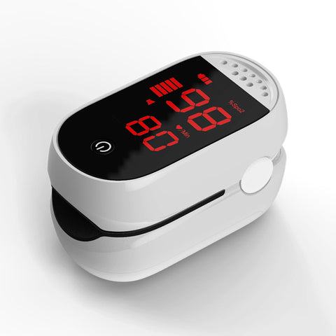 LED Display Fingertip Pulse Oximeter B1