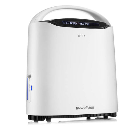 Image of Yuwell Portable Oxygen Concentrator 8F-1A