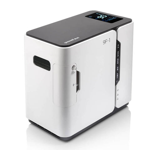 Image of Yuwell Portable Oxygen Concentrator 9F-1