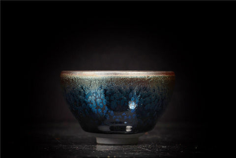 Image of Blue Oil Spot  (by Wen Hai)