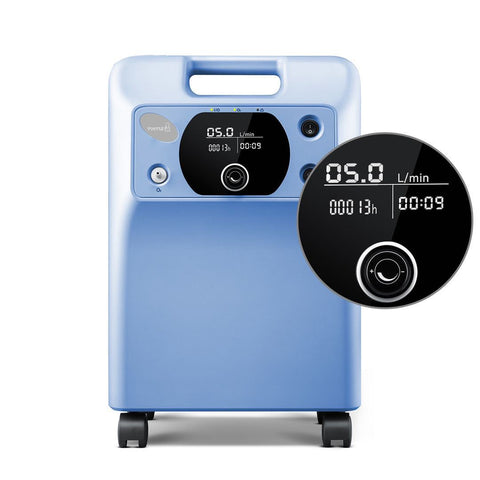 Image of oxygen concentrator
