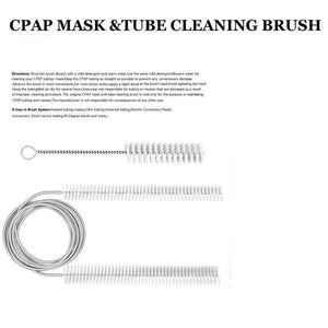 CPAP Flexible Cleaning Brush For Mask & Hose Cleaning Brush kit Medical Equipment