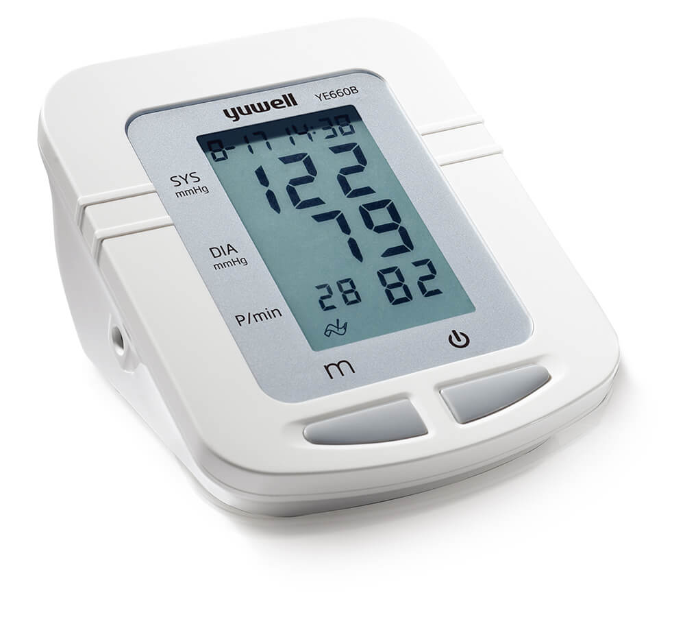 YE660B Electronic Blood Pressure Monitor