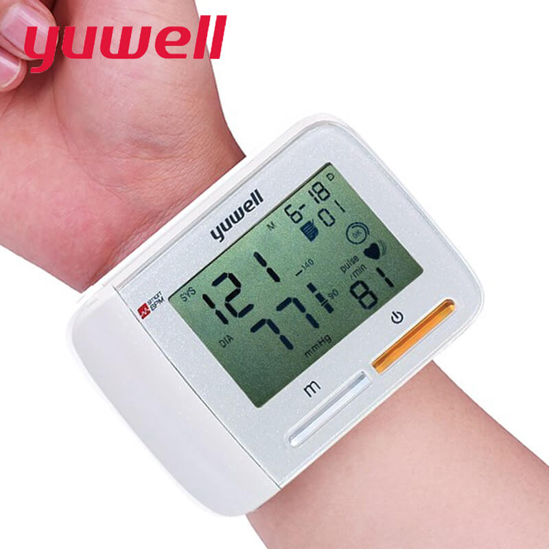 YE8900A Electronic Blood Pressure Monitor