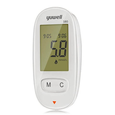 Image of Yuwell 580 Blood Glucose Meter