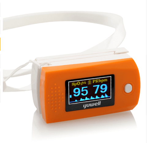 Image of Yuwell Fingertip Pulse Oximeter YX300