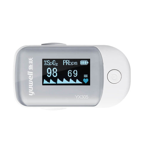 Image of Yuwell Fingertip Pulse Oximeter YX305