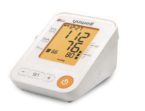Yuwell YE650D Upper Arm Type Electronic Blood Pressure Monitor