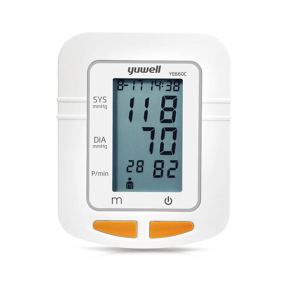 Yuwell YE660B Electronic Blood Pressure Monitor