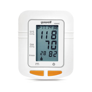 Yuwell YE660C Electronic Blood Pressure Monitor