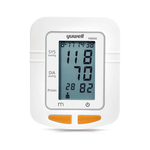 Image of Yuwell YE660B Electronic Blood Pressure Monitor