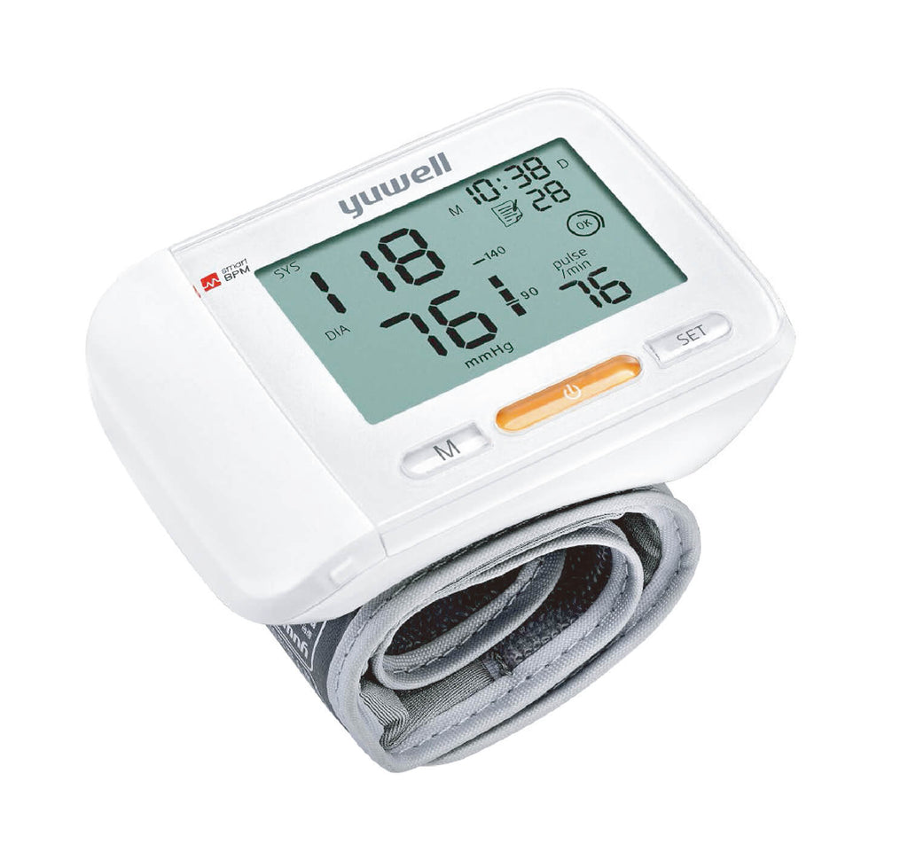 Yuwell YE8600A Electronic Blood Pressure Monitor