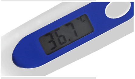 Image of Yuwell YT308 Medical Electronic Thermometer