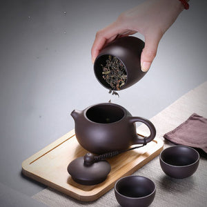 Yixing Teapot Set
