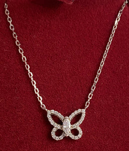 Butterfly pendant HCP219