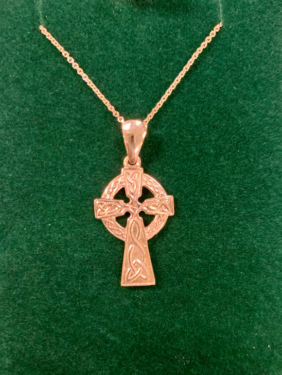10K CELTIC CROSS