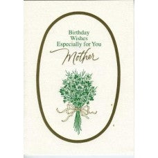 Birthday wishes for mom card