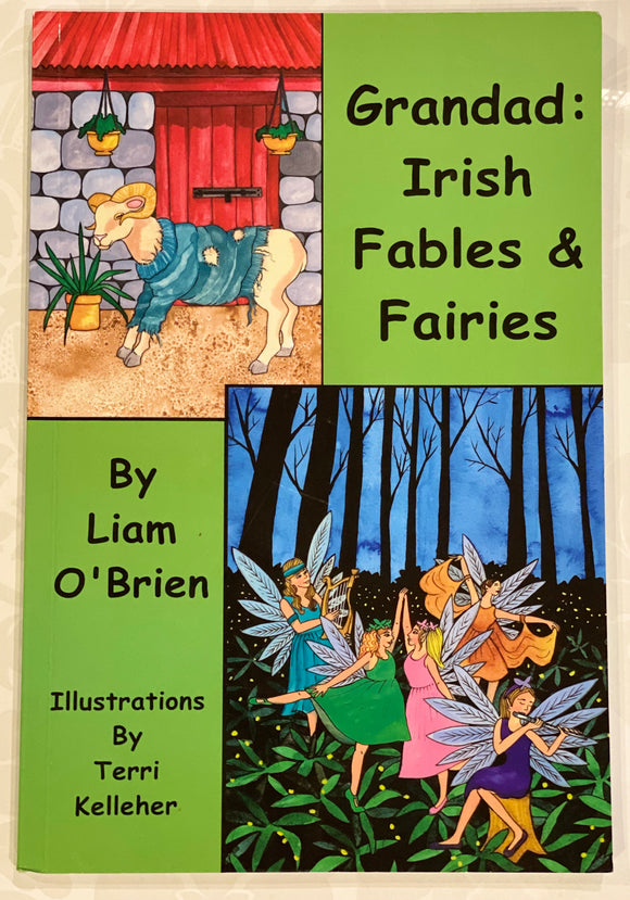 Grandad: Irish fables & fairies