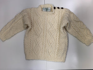 Crana Handknits Children's Sweater