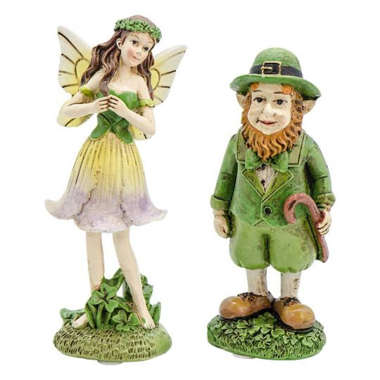 Fairy & Leprechaun Pair