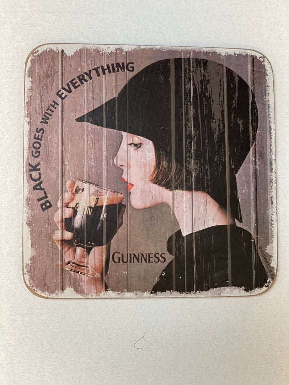 Guinness Cork Back Coasters