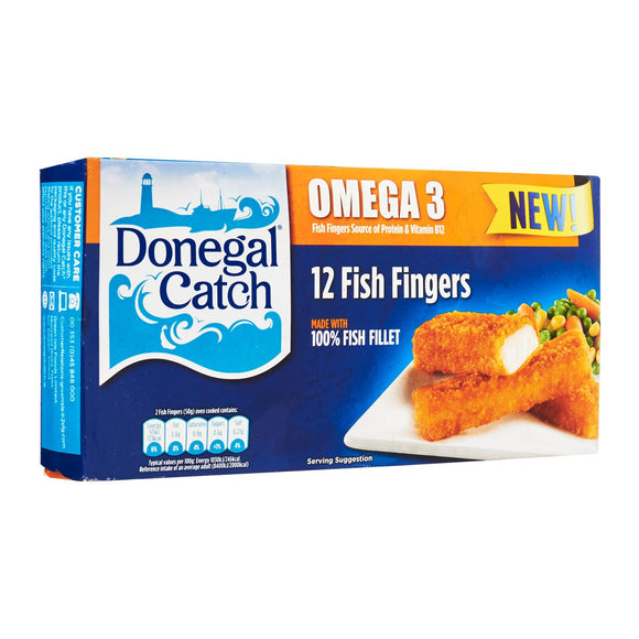 Donegal Catch Fish Fingers
