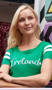 Emerald Ireland ladies tee T4202