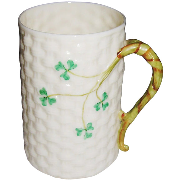 Shamrock Gaelic coffee cup