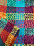 John Brannigan woven throw blanket