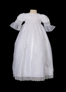 Lace Baptism Gown i337c