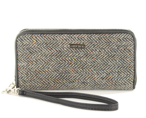 Tweed Ladies Wallet