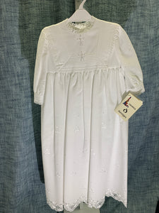 Girls Christening Dress #982 L/L