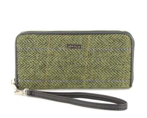 Ladies Tweed Wallet