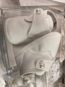 Boys Baptism Shoes