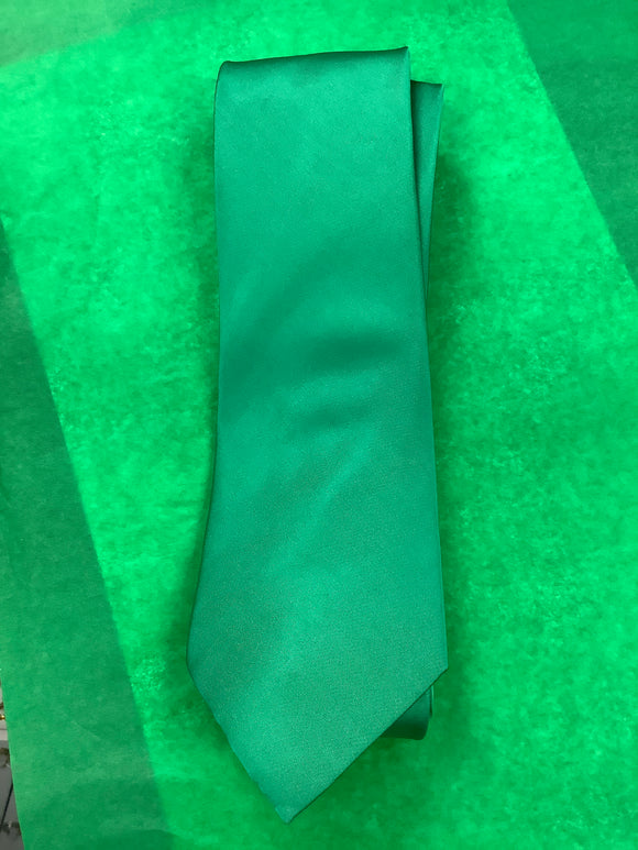 Forest Green neck tie
