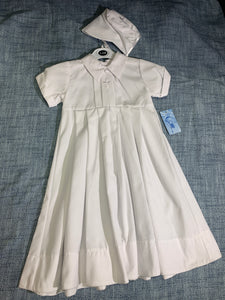 Boys Baptism Gown #DB9165