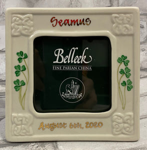 Belleek 3x3 Frame