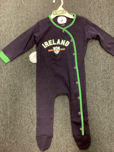 Rugby Ireland baby grow 12-18 months