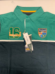 Retro Irish Men's Polo Shirt