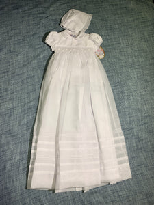 Willbeth Girls Christening Dress #06205