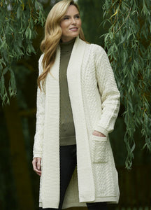 EDGE TO EDGE COAT SH4788