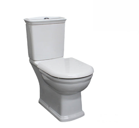 Fienza Toilet Close Coupled RAK Washington White (2530542059580)