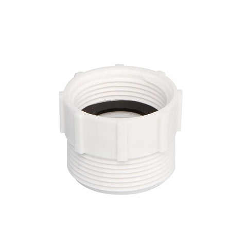 Mildon Plastic Adapter 32mm to 40mm White 1099 (4478847189052)