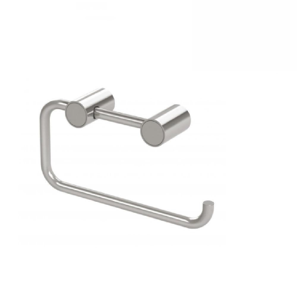 Phoenix Vivid Slimline Toilet Roll Holder Brushed Nickel (4129891844156)