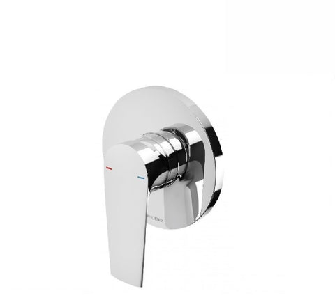 Phoenix Arlo Shower Mixer Chrome (Trim kit & Body) (2530532622396)