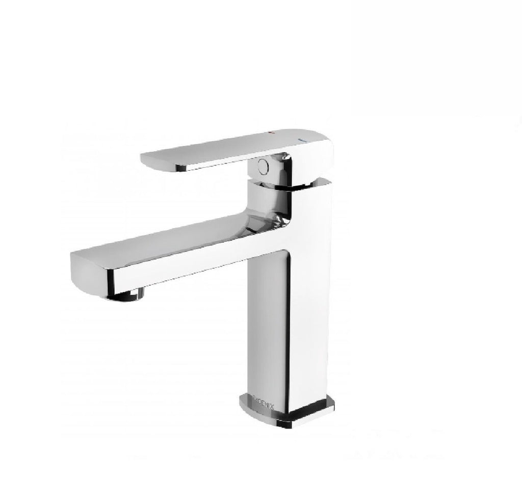 Phoenix Teva Basin Mixer Chrome