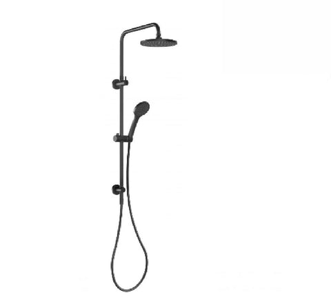 Phoenix Pina Twin Shower Matte Black (2530534195260)